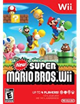 New Super Mario Brothers (Nintendo Wii) (NTSC)