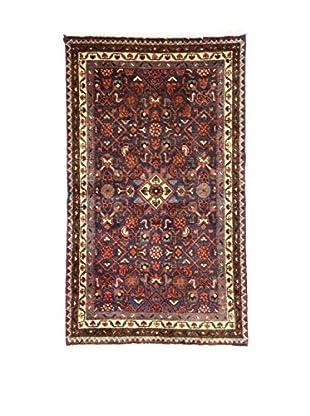 Eden Teppich   Hamadan 57X110 mehrfarbig