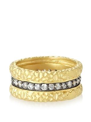 Belargo Hammered Eternity Ring