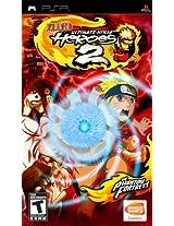 Naruto: Ultimate Ninja Heroes 2 - The Phantom Fortress (PSP)