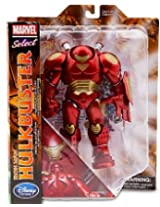 "Disney Marvel Avengers Marvel Select Hulkbuster Exclusive 8"" Action Figure"
