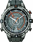 Timex Intelligent Quartz Chronograph Grey Dial Men's Watch - T49860