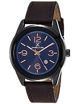 Daniel Klein Analog Blue Dial Men's Watch - DK10725-8