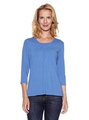 Frank Walder Shirt 3/4 Arm (brisk sky)