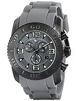 Swiss Legend Men's 10067-BB-014 Commander Analog Display Swiss Quartz Grey Watch