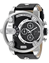 Diesel Analog Black Dial Men's Watch - DZ7256