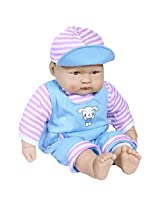 Luvable Friends Boy Baby Toy - Blue & Pink