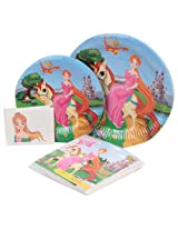 Themez Only Tableware Combo - Princess