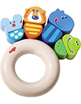 Haba Jungle Caboodle Rattle By Haba