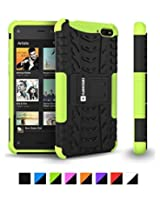 Cush Cases Blitz Series Heavy Duty Cover Case for Amazon Fire Smartphone (Green)