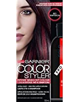 Garnier Hair Color Color Styler Intense Wash-Out Color, Red Temptation