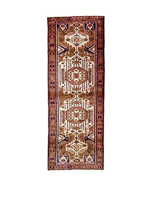RugSense Alfombra Persian Arzan Beige/Marrón 304 x 112 cm
