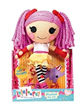 Lalaloopsy Super Silly Party Crochet Doll- Peanut Big Top