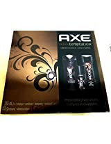 Axe Dark Temptation 83261845, Limited Edition 3pc Gift Set(2in 1 shampoon+conditioner/shower gel/bodyspray))
