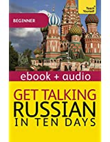 Get Talking Russian  in Ten Days: Teach Yourself (Kindle Enhanced Edition): Kindle audio ebook (Teach Yourself Audio eBooks)