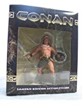 Conan Limited Edition Wolf Action Figure THQ Promo - Never Sold In Stores