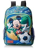 Disney Boys Little Boys' Mickey Mouse 3D Eva Molded Backpack