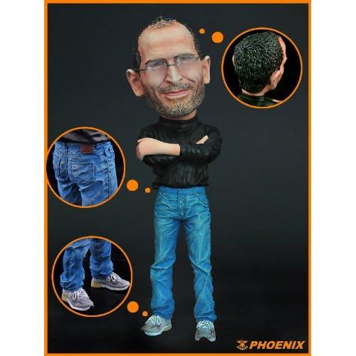Steve Jobs のフィギュア