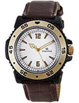 Maxima Hybrid Analog Multi-Color Dial Men's Watch - 29921LPGY