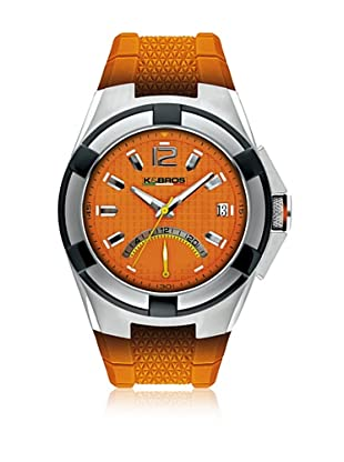 K&BROS Reloj 9440 (Naranja)