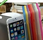 Inktree Brand Premium Ultra thin Ultra light Black Soft Frosted Matte case cover for Apple Iphone 6 (4.7 inch)