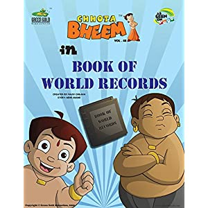 Chhota Bheem in Book of World Records - Vol. 48