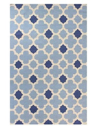 Bashian Montauk Rug (Light Blue)