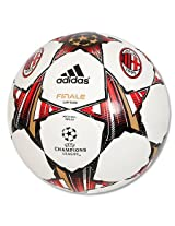 Adidas Champion League Finale Capitano ACM Football, Size 5