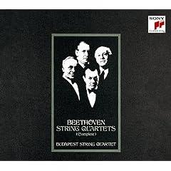ブダペストSQ ベートーヴェン:弦楽四重奏曲全集の商品写真