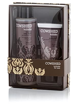 Cowshed Gel de Ducha Tonificante y After Shave Hombres 300 ml + 100 ml