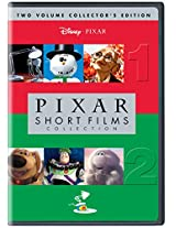 Pixar Shorts Films Collection - Vol. 1 & 2