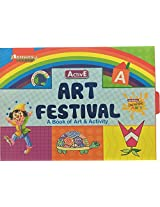 Active International Art Festival For Children