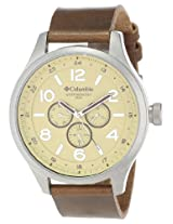 Columbia Sportswear Analog Beige Dial Men's Watch - CA015220