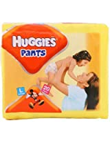 Huggies large pants (8-14kg) 20 nos