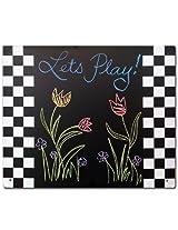 Swing N Slide Magnetic Chalkboard