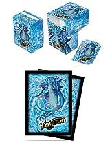 Ultra-Pro Kaijudo Card Sleeves & Deck Box Set ft. King Tritonus [1 Box, 100 Sleeves]