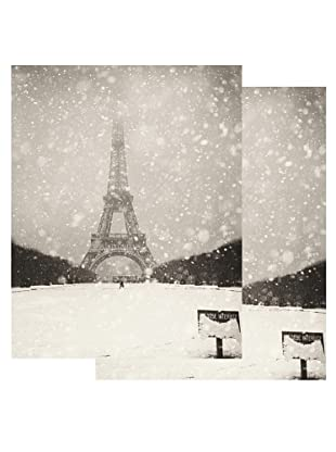 Nouvelles Images Eiffel Tower, Paris 2-Pack Greeting Cards