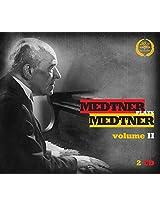 Medtner:Plays Medtner Vol. 2 [Nikolai Medtner;The Philharmonia Orchestra; George Weldon; Issay Dobrowen] [MELODIYA: MELCD 1002274]