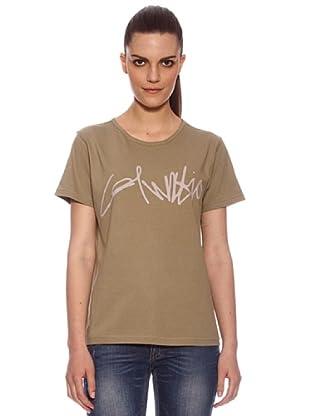 Columbia Camiseta Sunshine Skyway (Caqui)