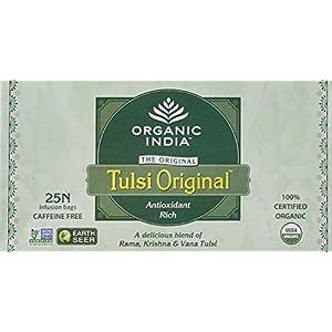Organic India Tulsi Original - 25 Infusion Tea Bags