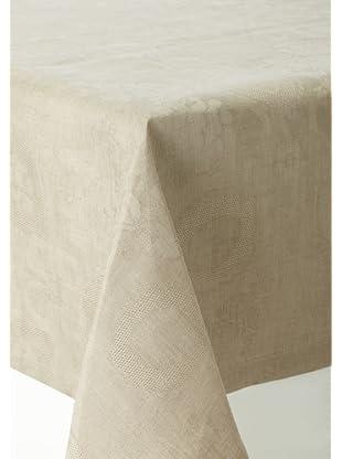 Garnier-Thiebaut Mille Datcha Tablecloth (Nacre)