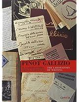 Pinot Gallizio: the Laboratory of Writing