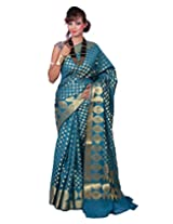 Banarasi PEACOCK Art Silk Sarees exclusive for Women