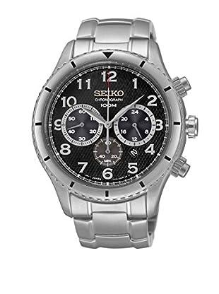 Seiko Reloj de cuarzo SRW037P1 Metal 43  mm