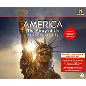 America The Story of Us, Collector's Edition