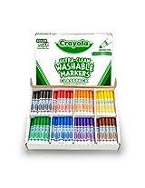Crayola 200-ct. Washable Broad Line Classpack Markers