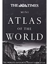 The Times Mini Atlas of the World (World Atlas)