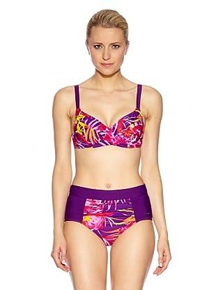 Susa Bikini (lila/pink)
