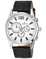 Aveiro Analog White Dial Men's Watch-AV4MULTILTR
