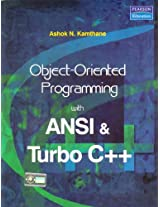 Object- Oriented Programming with ANSI and Turbo C+ + , 1/e